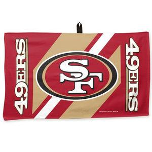 San Francisco 49ers Golf Waffle Towel Golf Towel